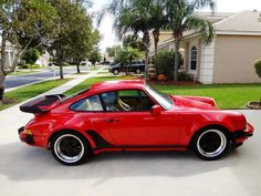1987 Porsche 930. I WILL own one some day
