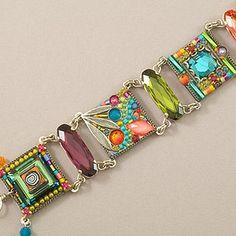 Wonderful colors, trully fun jewelery!