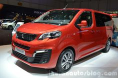 Recap - Peugeot Traveller, Peugeot Traveller iLab Concept – Geneva Motor Show Live