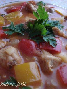 Zupa gulaszowa - - Moja książka kucharska - bloog.pl