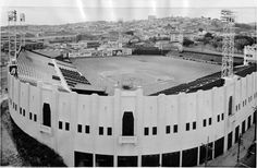 Seal's Stadium - 1957  Old S.F. Saw my first baseball game here. With Dad and bro.