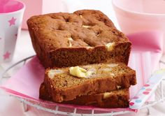 A classic sweet loaf that is brilliant at any point in the day - this tasty apple and banana bread is perfect served warm or toasted with a spread of butter.