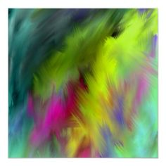 inner Abstract 44 Poster