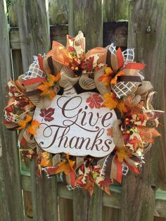 Fall Wreath, Pumpkin Wreath, Fall Deco Mesh Wreath, Fall Rustic Wreath, Fall Burlap Wreath, Front Door Wreath, Fall Pumpkin Wreath by PastNPresentsByAlana on Etsy https://www.etsy.com/listing/251633365/fall-wreath-pumpkin-wreath-fall-deco