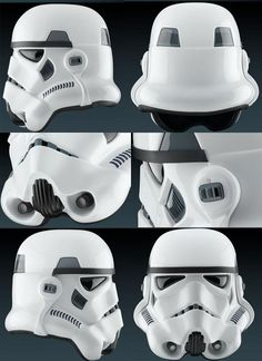 Star Wars A New Hope Stormtrooper Helmet