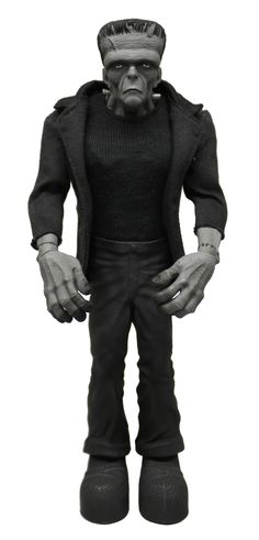 Mezco Limited Edition Frankenstein Figure for NYCC 2012