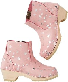 Swedish Boot Clogs by Hanna | Girls Accessory Shoes @hanna