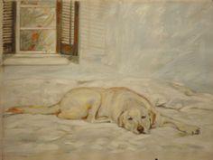andrew wyeth dog - My Beloved Ruby Andrew Wyeth Paintings, Dachshund, Jamie Wyeth, Dog Anatomy, Pencil Painting, True Art, Dog Art, American Artists, Art History