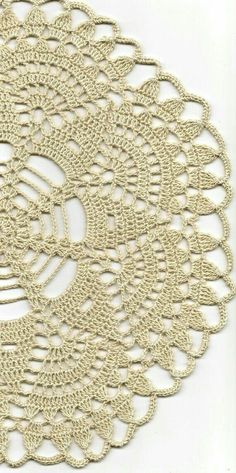 Christmas gift Crochet doily lace doilies table by DoilyWorld Mais Crochet Doily Patterns, Crochet Mandala, Thread Crochet, Filet Crochet, Crochet Stitches, Crochet Home, Love Crochet, Crochet Gifts, Vintage Crochet