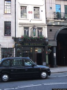 The 10 Oldest Irish Pubs Outside Ireland (PHOTOS)