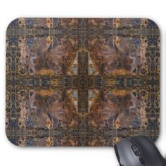 Sedona's Sacred Space Cross by Deprise Mouse Pad