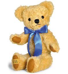 London Curl Teddy Bear