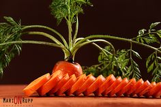 Cenoura - Foto: Marion Rupp