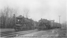 Picturing the Past Golden Lake, Ottawa Valley, Train Car, Steam Locomotive, Ontario, Trains, The Past, June, Canada