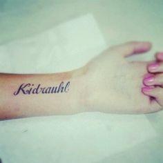 Belieber tattoo