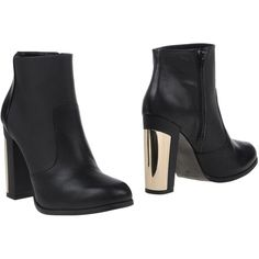 Miista Ankle Boots ($321) ❤ liked on Polyvore featuring shoes, boots, ankle booties, black, short leather boots, short black boots, black leather booties, leather booties and black bootie boots