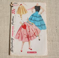 poodle skirt vintage pattern - Yahoo Search Results Yahoo Image Search Results
