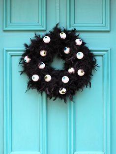 10 Best DIY Halloween Wreaths