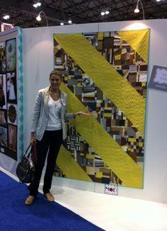 Bumble Beans Inc.: Quilt Market 2012 Cotton Couture
