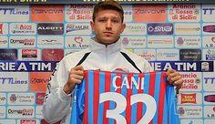Ecco chi è Edgar Çani, nuovo acquisto rossazzurro - http://www.lavika.it/2013/01/edgar-cani-calcio-catania-ardizzone-orazio-calciomercato-seriea-albania/
