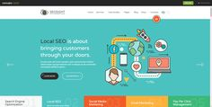 A handpicked collection of best SEO & digital marketing agency WordPress themes for freelancers, digital markers, SEO company, SMO, PPC Ads & Services. Seo Digital Marketing, Email Marketing, Site Vitrine, Best Seo, Local Seo, Seo Company, Search Engine, Wordpress Theme, Management