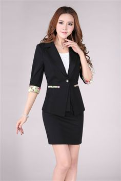 Pant Suits New 2019 Spring Summer Formal Ladies Blue Blazer Women Business Suits With Pant And Jacket Sets Work Wear Office Uniform Styles With A Long Standing Reputation Back To Search Resultswomen's Clothing