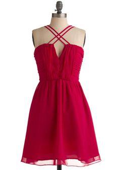 Lovely red.