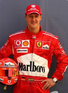 cool F1 Michael Schumacher