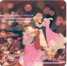 My favorite Cinderella moment. I just love how the mice care for her so much! I love how kind and excited she is at the same time!!!!!!! <3 Cinderella...You're a special princess!!!