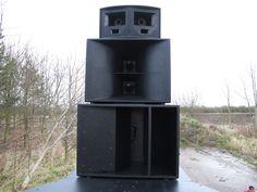 Stage Equipment, High End Speakers, Richard Long, Horn Speakers, Concert Hall, Loudspeaker, Audio, Outdoor Decor, Sleep
