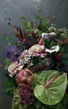 Sanjana v singh – Flowers Flowers Art Floral, Deco Floral, Floral Artwork, Ikebana, Exotic Flowers, Fresh Flowers, Beautiful Flowers, Floral Bouquets, Flower Photos