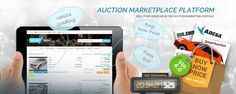 Today wholesale and retail Auto Marketplace is a hi-tech platform allowing car dealers, dealer groups, resellers, auctions, etc. to sell their vehicles in the auction mode.