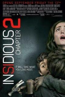 Sinopse: A família Lambert, formada por Josh (Patrick Wilson), Renai (Rose Byrne) e Dalton (Ty Simpkins), volta a lidar com uma série de problemas sobrenaturais. Dirigido por James Wan, o filme mostra o destino da família em relação ao final do primeiro filme. (Sequela do filme Insidious de 2010).