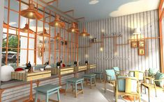 Once Upon A Cream ice-cream shop by MADA, Hua Hin – Thailand