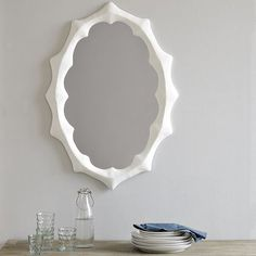 STEPHEN ANTONSON MIRROR  $179.00 from west elm. I love this mirror. I want this mirror. Please give me this mirror.