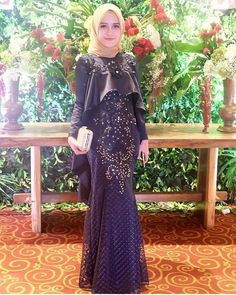 Dress Elegant Formal Bridesmaid 68 Ideas For 2019 Gaun Dress, Dress Pesta, Kebaya Hijab, Kebaya Dress, Kebaya Brokat, Hijab Dress Party, Party Gowns, Trendy Dresses, Elegant Dresses