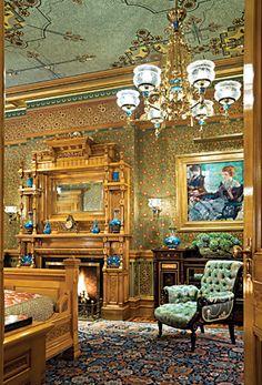 """""""Aesthetic Era Anew"""" Loeb Mansion #BradburyWallpaper"""