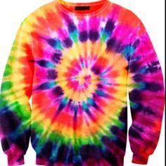 Tye dye ah so cool