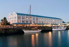 Victoria & Alfred Hotel: Victoria & Alfred is in a prime waterfront position in Cape Town, South Africa Dock House, Hotel Victoria, Cape Town Hotels, V&a Waterfront, Cape Town South Africa, Landmark Hotel, Hotel Reviews, Dream Vacations, Best Hotels