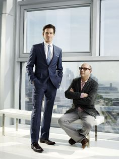 I LOVE White Collar!!