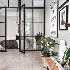 INSPO  Otroligt snyggt Cred: @scandinavianhomes✨✨✨ Reposted Via @yourbeutifulhome
