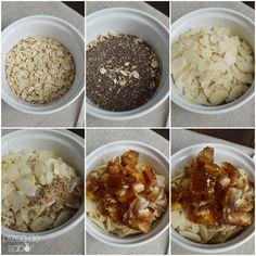Cereal saludable y natural (sin gluten, sin azúcar, sin cons.)
