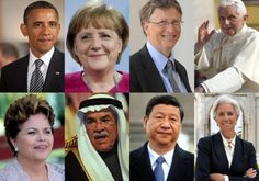 The Most Powerful People: The 71 Who Shape The World