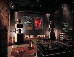 Goldmund Epilogue full speaker system  - Luxurious Magazine