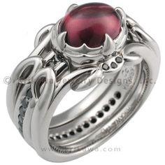 Alien Scaffolding Engagement Ring This Beautiful Award Winning Design Is Otherworldly