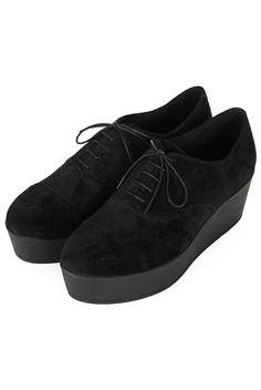 VAGABOND Suede Lace Up Shoes