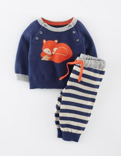 Knitted Play Set