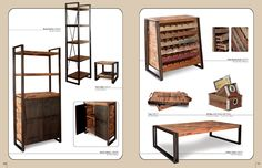 Solid Wood from Mahogany or Teak. Your choice our desire.
