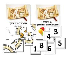 Udendørs skattejagt med udfordrende opgaver! Denne skattejagt laves med eller uden kort udendørs, og på vejen skal børnene løse opgaver, der både udfordrer hjerne og krop. De skal lede, tænke, mærke og løbe! #skattejagt #børnefødselsdagen #børnefødselsdag #grapevine Play Dough, Hunts, Grape Vines, Playing Cards, Games, Happy, Creative, Playing Card Games, Gaming