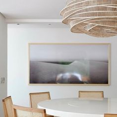Sala de Jantar - Casa de Praia   Juquehy SP #architecture #arquitetura #decor #decoration #interiordesign #balance #micasa #casamatriz #carolinarocco